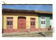 Trinidad Streets Cuba Carry-all Pouch