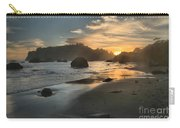 Trinidad Sunset Reflections Carry-all Pouch
