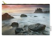 Trinidad Sunset Seascape Carry-all Pouch
