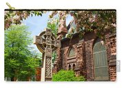Trinity Church Garden  7d02024 Carry-all Pouch