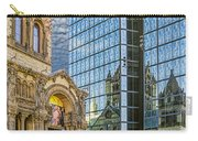Trinity Church Carry-all Pouch by Maria Coulson