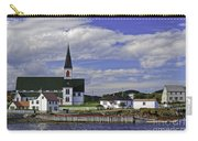 Trinity In Newfoundland Carry-all Pouch