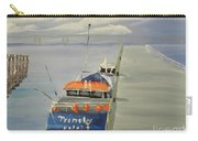 Trinity Long Line Fishing Trawler At San Remo  Carry-all Pouch