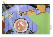 Trio American Jazz Carry-all Pouch