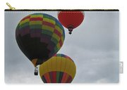 Trio Of Balloons 2 Carry-all Pouch