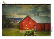 Trip To The Happy Farm Carry-all Pouch