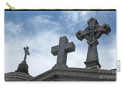 Triple Crosses Carry-all Pouch
