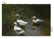Triple Ducks Carry-all Pouch