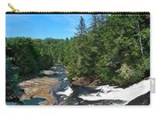 Triple Falls North Carolina Carry-all Pouch