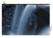 Triple Plunge Twilight Waterfall Carry-all Pouch