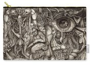 Tripping Through Bogomils Mind Carry-all Pouch by Otto Rapp
