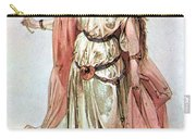 Tristan And Isolde, 1865 Carry-all Pouch