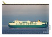 Tristan Cargo Ship - Puget Sound Seattle Washington  Carry-all Pouch