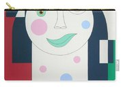 Tristesse Carry-all Pouch