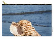 Triton Seashell Carry-all Pouch