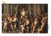 Triumph Des Bacchus Carry-all Pouch