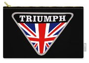 Triumph Emblem Carry-all Pouch
