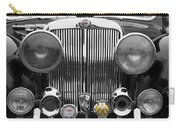 Triumph Roadster Front End Selective Color Carry-all Pouch