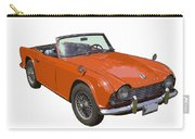 Triumph Tr4 - British - Sports Car Carry-all Pouch