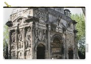 Triumphal Arch - Orange Provence Carry-all Pouch