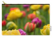 Triumphant Tulips Carry-all Pouch