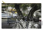 Trois Bikes Carry-all Pouch