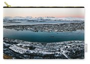 Tromso From The Mountains Carry-all Pouch