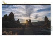 Trona Sunburst Carry-all Pouch