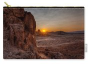 Trona Sunset Carry-all Pouch