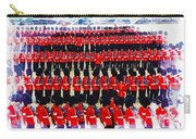 Trooping The Colour Carry-all Pouch
