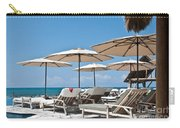 Tropical Beach Luxury Paradise Art Prints Carry-all Pouch