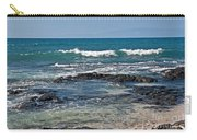Tropical Beach Seascape Art Prints Carry-all Pouch