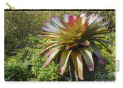 Tropical Bromeliad Carry-all Pouch