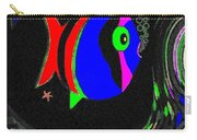 Tropical Cave Fish 1 Carry-all Pouch