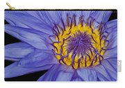 Tropical Day Flowering Waterlily Carry-all Pouch