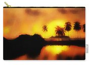 Tropical Delight Carry-all Pouch
