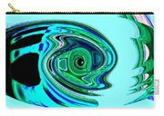 Tropical Fish Abstract Carry-all Pouch