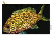 Tropical Fish Art 14 By Sharon Cummings Carry-all Pouch