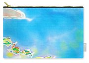 Tropical Fishes Carry-all Pouch