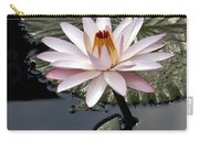 Tropical Floral Elegance Carry-all Pouch