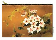 Tropical Flower Carry-all Pouch