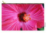 Tropical Flower Time Carry-all Pouch