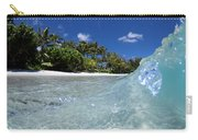 Tropical Glass Carry-all Pouch