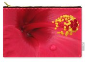 Tropical Hibiscus - Antigua Wind 01 Carry-all Pouch