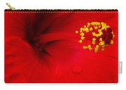 Tropical Hibiscus - Antigua Wind 01a Carry-all Pouch