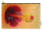 Tropical Hibiscus - Aruba Wind 01 Carry-all Pouch