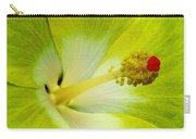 Tropical Hibiscus - Bonaire Wind 03a Carry-all Pouch
