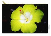 Tropical Hibiscus - Bonaire Wind 04a Carry-all Pouch
