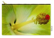 Tropical Hibiscus - Bonaire Wind 06a Carry-all Pouch