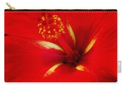 Tropical Hibiscus - Starry Wind 02a Carry-all Pouch